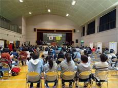第10回袖ケ浦市地域福祉フェスタの様子1